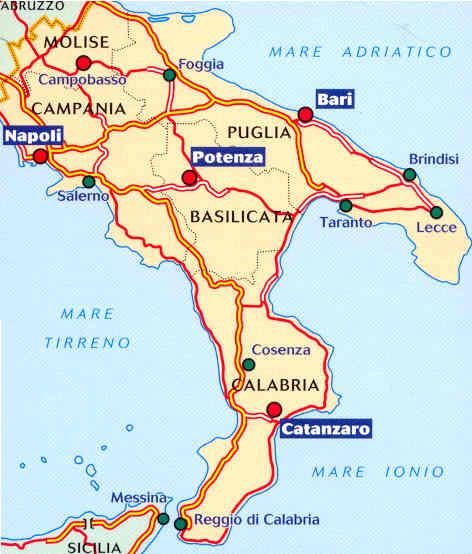 mappa-italia-meridionale